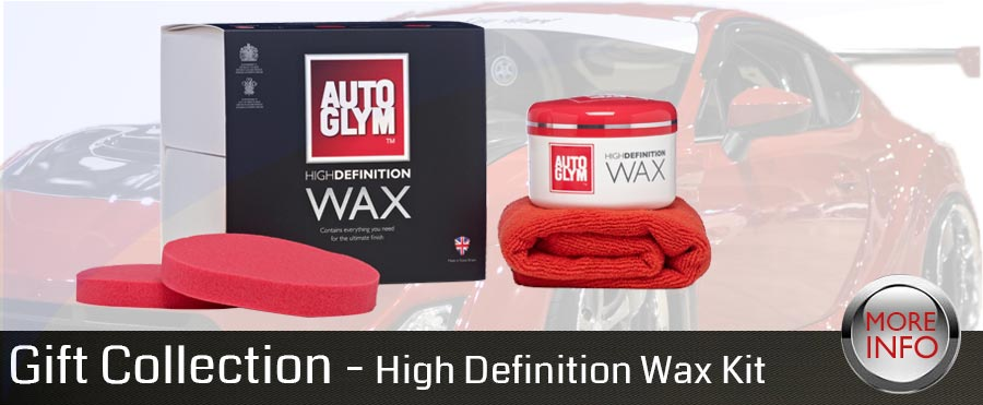 car polish and car care products gift collection high definition wax kit