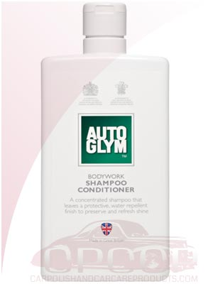 AutoGlym Bodywork Shampoo Conditioner 500ml / 1 Litre