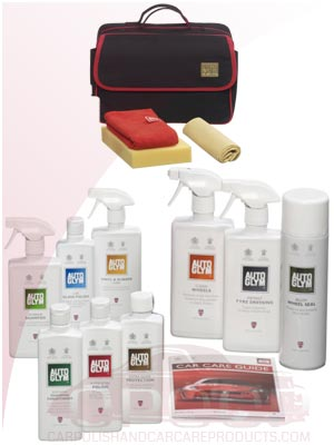 AutoGlym Perfect Bodywork, Interior and Wheel Collection Gift Pack