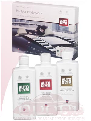AutoGlym Perfect Bodywork Collection Gift Pack