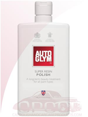 AutoGlym Super Resin Polish, Car Polish offered in 500ml / 1 Litre
