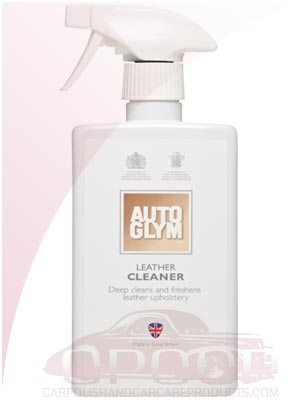 AutoGlym Leather Cleaner 500ml / Car Care Product