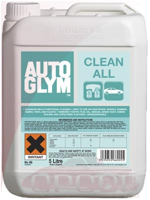 AutoGlym Clean All 5 Litre / 25 Litre