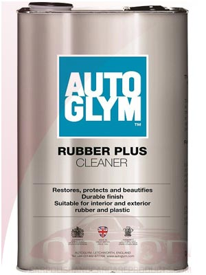 AutoGlym Rubber Plus Cleaner 5 Litre