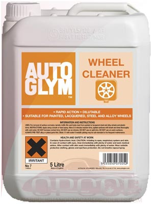 AutoGlym Wheel Cleaner 5 Litre