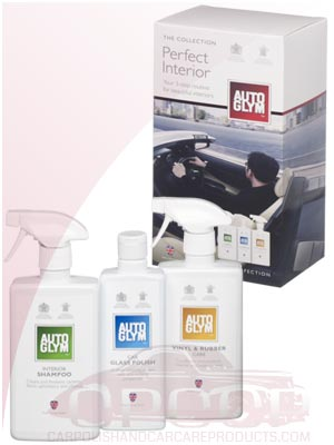 AutoGlym Perfect Interior Collection Gift Pack